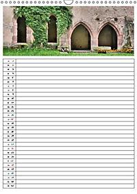 Klösterliche Stille - Familienplaner (Wandkalender 2019 DIN A3 hoch) - Produktdetailbild 12