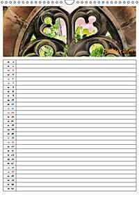 Klösterliche Stille - Familienplaner (Wandkalender 2019 DIN A3 hoch) - Produktdetailbild 10