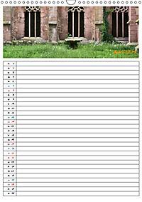 Klösterliche Stille - Familienplaner (Wandkalender 2019 DIN A3 hoch) - Produktdetailbild 4
