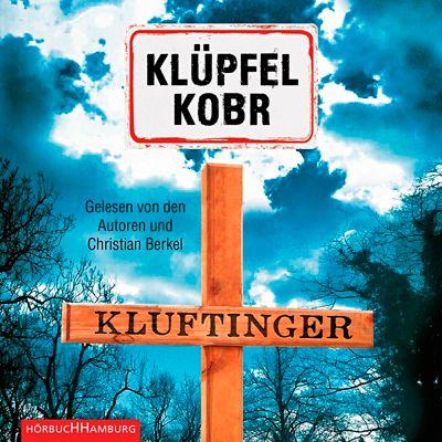 Kluftinger, 11 Audio-CDs, Volker Klüpfel, Michael Kobr