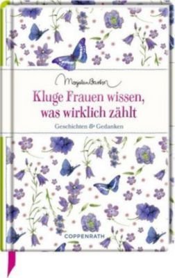 Kluge Frauen wissen was z/ählt 2020: Wochenkalender Jahreskalender 12 Postkarten