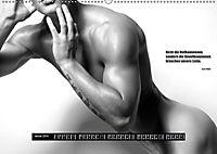Kluge Sprüche... starke Männer (Wandkalender 2019 DIN A2 quer) - Produktdetailbild 1