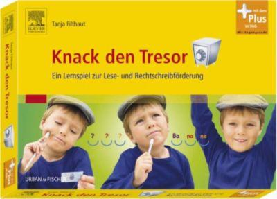 Knack den Tresor, Tanja Filthaut