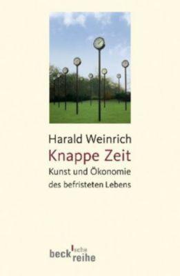 Knappe Zeit, Harald Weinrich