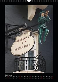 Kneipenschilder in London - Teil 2 (Wandkalender 2019 DIN A3 hoch) - Produktdetailbild 3