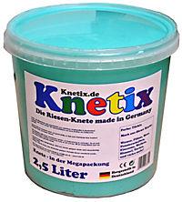 Knetix - 2,5 Liter (Farbe: Türkis) - Produktdetailbild 1