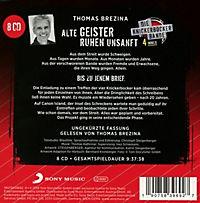 Knickerbocker4immer - Alte Geister ruhen unsanft, 8 Audio-CD - Produktdetailbild 1