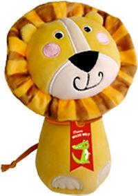 Knisterfigur: Lieber Löwe - Produktdetailbild 1