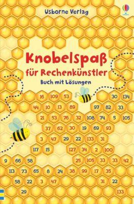 Knobelspaß für Rechenkünstler - Buch mit Lösungen - Sarah Khan |