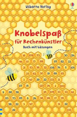Knobelspaß für Rechenkünstler - Buch mit Lösungen, Sarah Khan