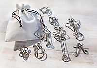 Knobelspiele, 8er Set - Produktdetailbild 1