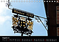Knochenhauer-Amtshaus Hildesheim (Tischkalender 2019 DIN A5 quer) - Produktdetailbild 8