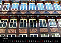 Knochenhauer-Amtshaus Hildesheim (Wandkalender 2019 DIN A2 quer) - Produktdetailbild 4