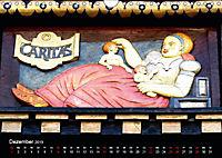 Knochenhauer-Amtshaus Hildesheim (Wandkalender 2019 DIN A4 quer) - Produktdetailbild 12