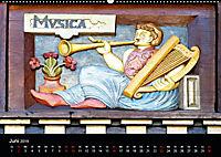 Knochenhauer-Amtshaus Hildesheim (Wandkalender 2019 DIN A2 quer) - Produktdetailbild 6