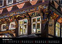 Knochenhauer-Amtshaus Hildesheim (Wandkalender 2019 DIN A2 quer) - Produktdetailbild 11