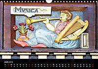 Knochenhauer-Amtshaus Hildesheim (Wandkalender 2019 DIN A4 quer) - Produktdetailbild 6