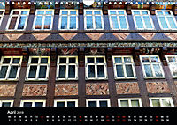 Knochenhauer-Amtshaus Hildesheim (Wandkalender 2019 DIN A4 quer) - Produktdetailbild 4