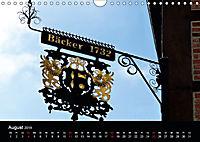 Knochenhauer-Amtshaus Hildesheim (Wandkalender 2019 DIN A4 quer) - Produktdetailbild 8