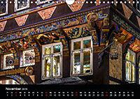 Knochenhauer-Amtshaus Hildesheim (Wandkalender 2019 DIN A4 quer) - Produktdetailbild 11