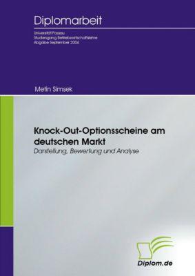 Knock-Out-Optionsscheine am deutschen Markt, Metin Simsek