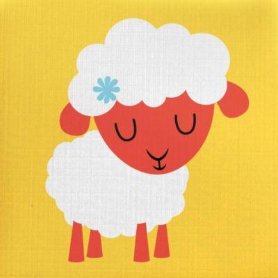 Knuddel mich! - Schaf