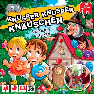 Knusper Knusper Knäuschen (Kinderspiel)