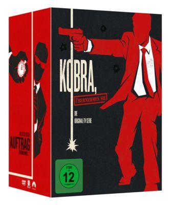 Kobra, übernehmen Sie! - Die komplete Serie