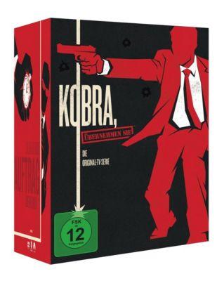 Kobra, übernehmen Sie! - Die komplette Serie, Peter Graves,Peter Lupus Lynda Day George