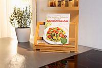 Kochbuch- und Tablethalter aus Bambus - Produktdetailbild 3