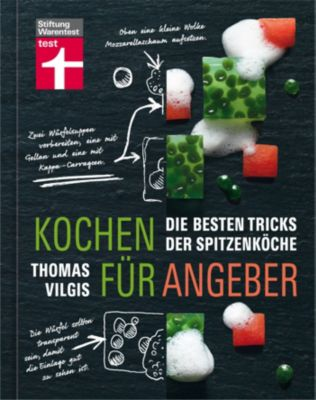 Kochen für Angeber, Thomas Vilgis
