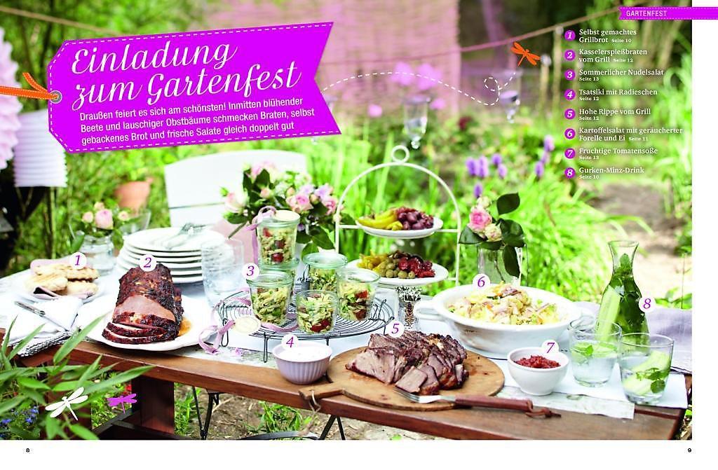 Sommerküche Kochen : Kochen & genießen sommerküche buch portofrei bei weltbild.de