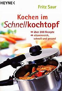 Kochen im Schnellkochtopf - Produktdetailbild 1