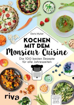 Kochen mit dem Monsieur Cuisine, Doris Muliar