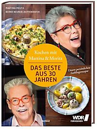 Kochen Mit Martina Und Moritz Buch