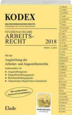 KODEX Arbeitsrecht, Gerda Ercher-Lederer, Edda Stech