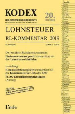 KODEX Lohnsteuer Richtlinien-Kommentar 2019 - Josef Hofbauer pdf epub
