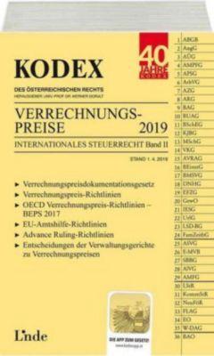 KODEX Verrechnungspreise 2019 - Roland Macho |