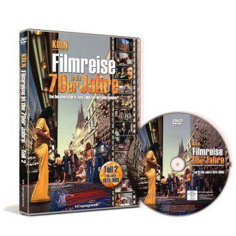 Köln : Filmreise in die 70er Jahre, 1 DVD, Hermann Rheindorf