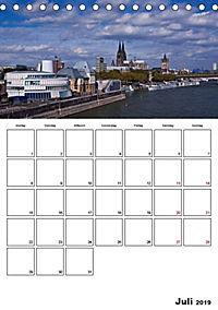 KÖLN - Pure Lebenslust (Tischkalender 2019 DIN A5 hoch) - Produktdetailbild 7