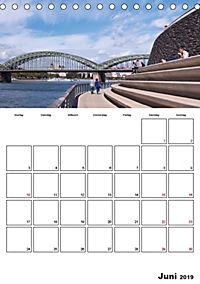 KÖLN - Pure Lebenslust (Tischkalender 2019 DIN A5 hoch) - Produktdetailbild 6