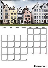 KÖLN - Pure Lebenslust (Wandkalender 2019 DIN A2 hoch) - Produktdetailbild 2