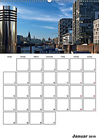 KÖLN - Pure Lebenslust (Wandkalender 2019 DIN A2 hoch) - Produktdetailbild 1