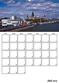KÖLN - Pure Lebenslust (Wandkalender 2019 DIN A2 hoch) - Produktdetailbild 7