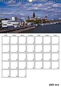 KÖLN - Pure Lebenslust (Wandkalender 2019 DIN A3 hoch) - Produktdetailbild 7