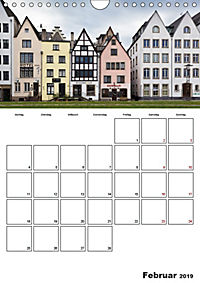 KÖLN - Pure Lebenslust (Wandkalender 2019 DIN A4 hoch) - Produktdetailbild 2