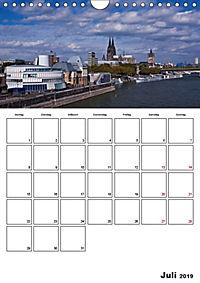 KÖLN - Pure Lebenslust (Wandkalender 2019 DIN A4 hoch) - Produktdetailbild 7