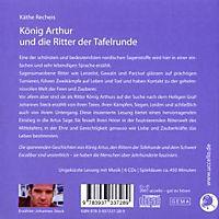 König Arthur und die Ritter der Tafelrunde, 6 Audio-CDs - Produktdetailbild 1