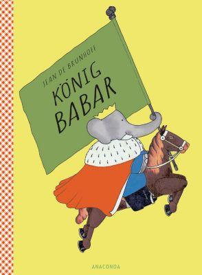 König Babar, Jean de Brunhoff