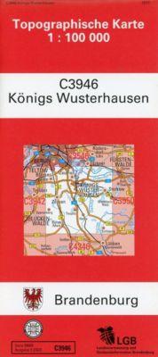 Königs Wusterhausen 1 : 100 000 -  pdf epub
